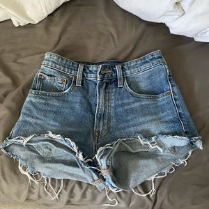 Lucky Brand high wasted shorts